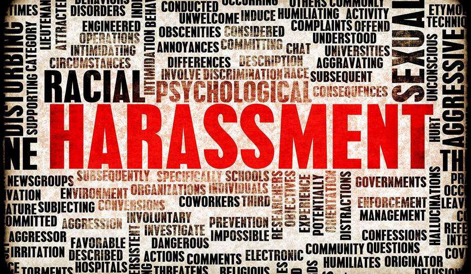 Sexually harassed definition