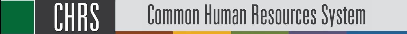HSU CHRS Banner
